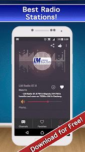 📻 Mozambique Radio FM AM Live screenshot 1