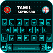 Tamil Keyboard 2019, Emoji,Themes, Photo Keyboard