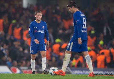 """Le patron est de retour : """"Nous avions besoin d'Eden Hazard"""""""
