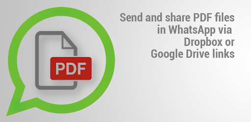 PDF Share for WhatsApp - Apps on Google Play