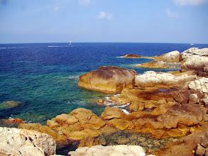 Photo: #002-Randonnée en Balagne sur le littoral Corse