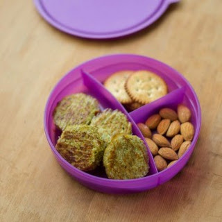HULK Nuggets - Healthy Broccoli Nuggets For School Lunch Box.