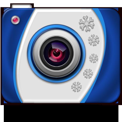 冬天的照片编辑器 攝影 App LOGO-硬是要APP