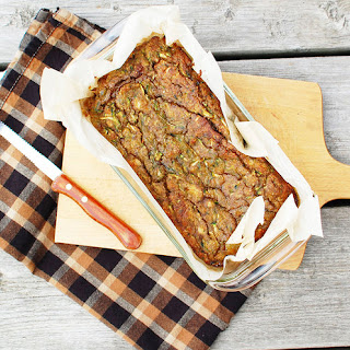 Gluten-Free Maple Zucchini Bread