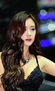 Beautiful Korean Girls Wallpaper - náhled