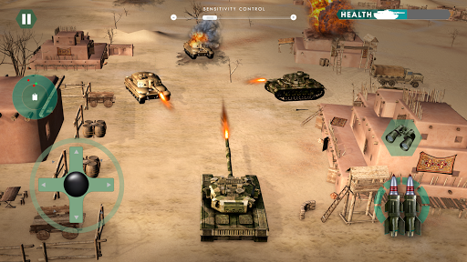 Tank Attack Blitz: Panzer War Machines 2.2 de.gamequotes.net 5