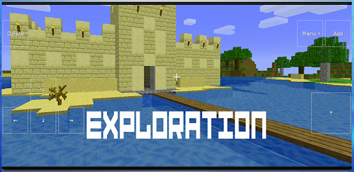 Exploration Pro lite Crafting and Building World for PC