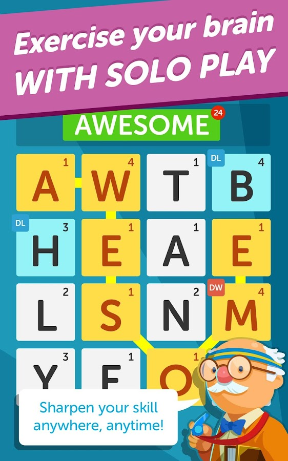 Word Streak With Friends Free - screenshot