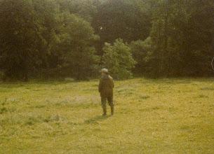 Photo: Ems (1980): Frühmorgens in der Einsamkeit