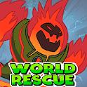 World Rescue : Alien Transform Mission icon