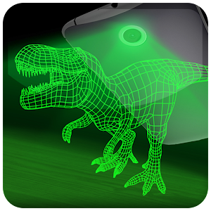 Dino park hologram laser for PC and MAC