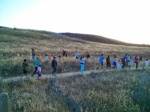 Photo: Preschool Family Hiking