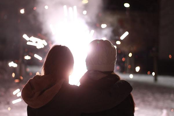 il 2018 abbracciati nasce luminoso di madie