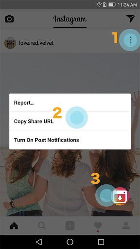 Video Downloader - for Instagram Repost App 1.1.49 screenshots 1