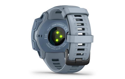 Garmin Instinct, GPS, Seafoam_6