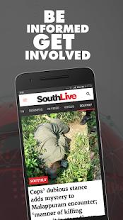 SouthLive - náhled