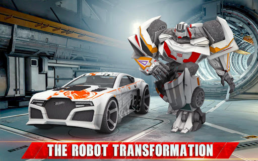 Car Robot Transformation 19: Robot Horse Games 2.0.5 screenshots 2