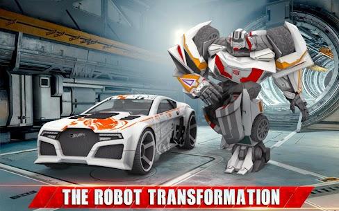 Car Robot Transformation 19: Robot Horse Games 2
