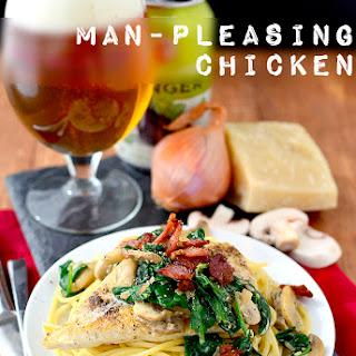 Man-Pleasing Chicken