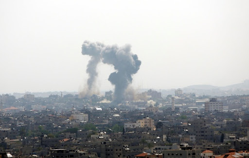 Escalation in Israel's South – Rocket Fire from the Gaza Strip Updated to 12:00 noon, May 11, 2021