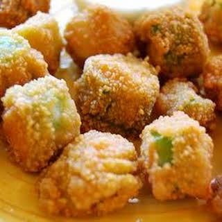 Fried Okra Without Buttermilk Recipes.