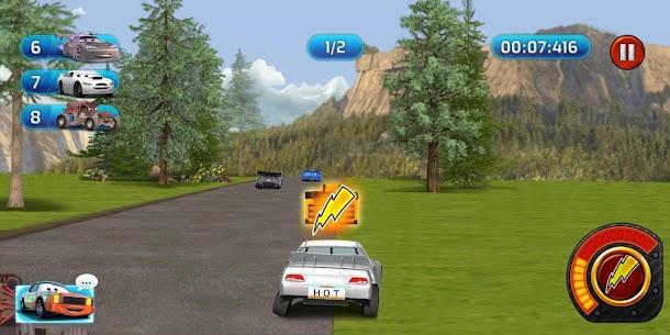 Lightning Speed Car Racing 7