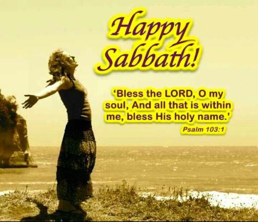 Happy Sabbath Quotes  screenshots 4