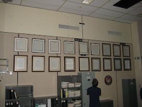 Photo: Mission Statements of all past MCC Flight Directors