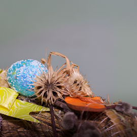 colorful easter decorations by LADOCKi Elvira - Public Holidays Easter ( holiday, eggs, easter, colorful, color, easter decorations, easter eggs, decorations, glowing )