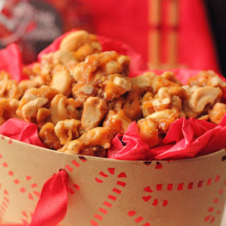 Cashew Clusters.