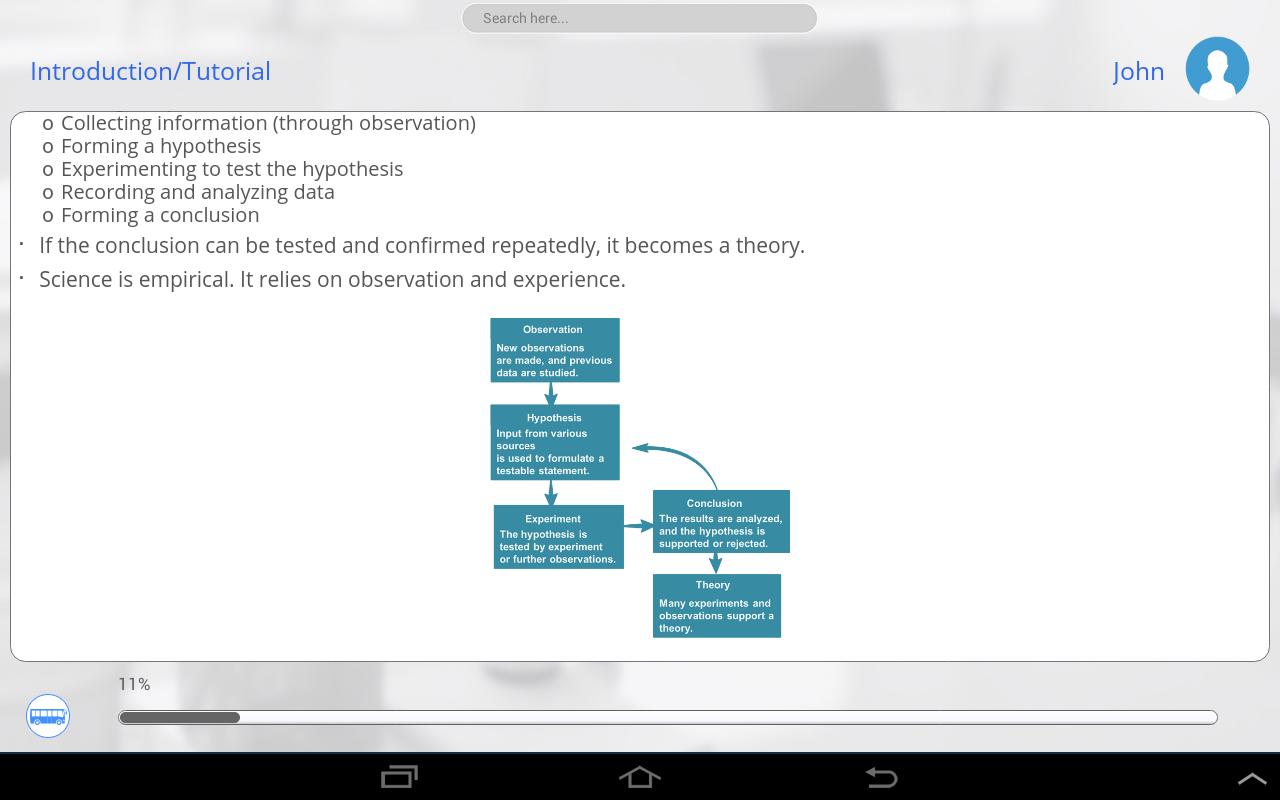 Learn Biology via Videos- screenshot