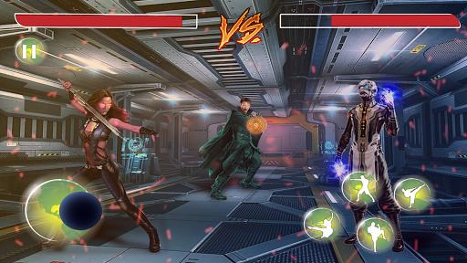 Thanos Vs grand superhu00e9ros Infinity Lutte Battle  captures d'u00e9cran 7