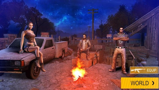 Death Invasion : Survival MOD APK (Unlimited Money) 2
