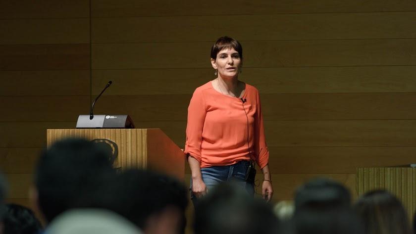 Ana Belén Arévalo, técnico de Desarrollo en Campo de Agrobío, estuvo en SER Agricultor.