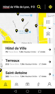 lpa parking android apps on google play. Black Bedroom Furniture Sets. Home Design Ideas