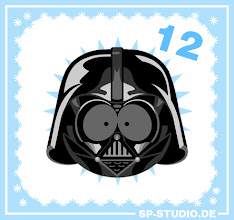 Photo: You begged for years... here comes one of the most requested items for sp-studio.de: A Darth Vader mask! Star Wars fans can now dress up as their favorite villain.