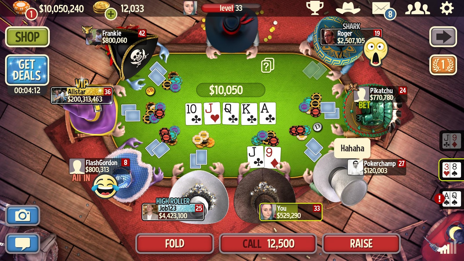 Governor Of Poker 3 Cheats