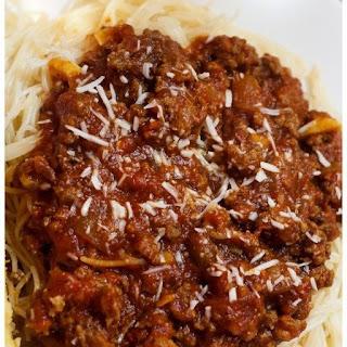 World's Best Spaghetti Sauce.