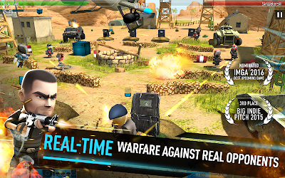 WarFriends 1.4.0 (Unlimited Ammo) Mod Apk + OBB Data 8