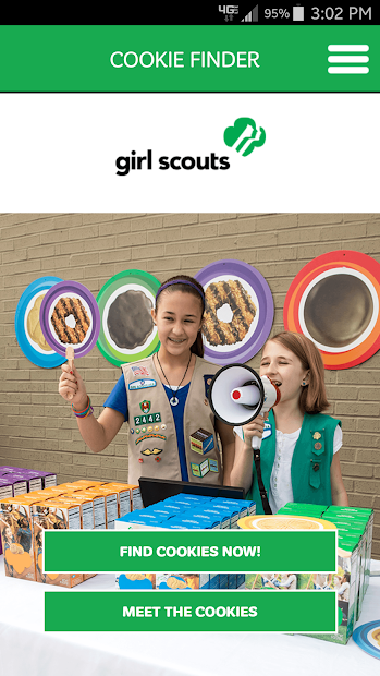 girl scout cookie finder   apps on google play