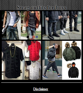 Swag Outfit for Boys - náhled