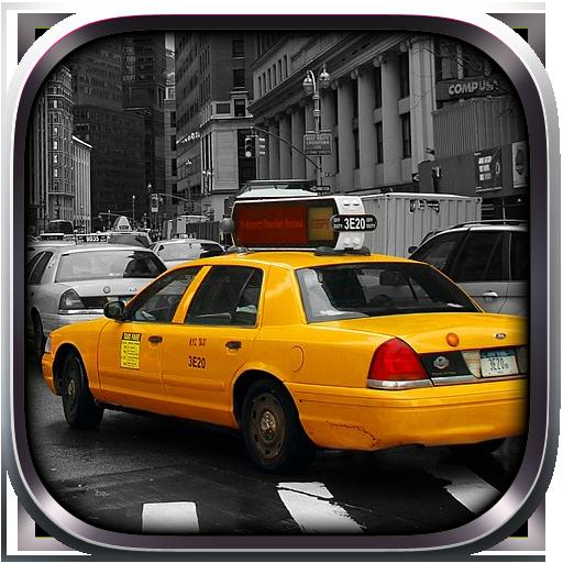 Modern Taxi Driver