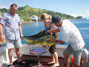 Photo: Nice catch 22nd June 2008