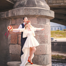 Wedding photographer Nataliya Zhmerik (NJmerik). Photo of 18.05.2016