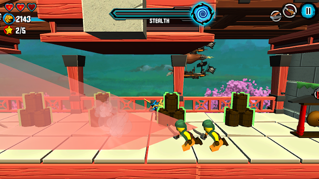 LEGO® Ninjago: Skybound- screenshot