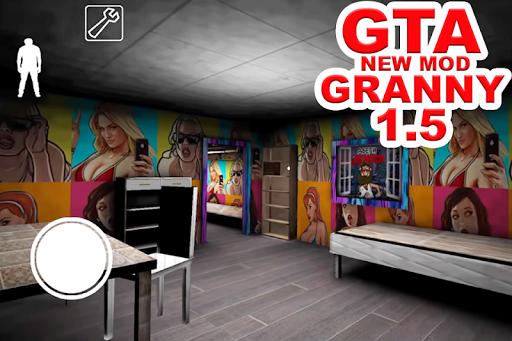 GTA Granny Scary Horror  screenshots 2