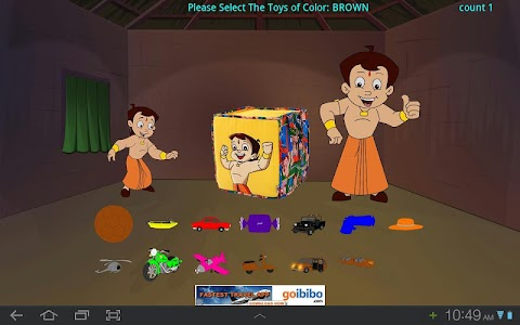 Toy Game with Chhota Bheem screenshot 4
