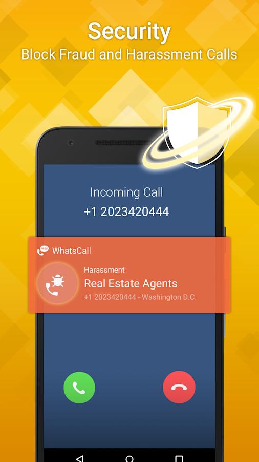Screenshots of WhatsCall - Free Global Calls for iPhone