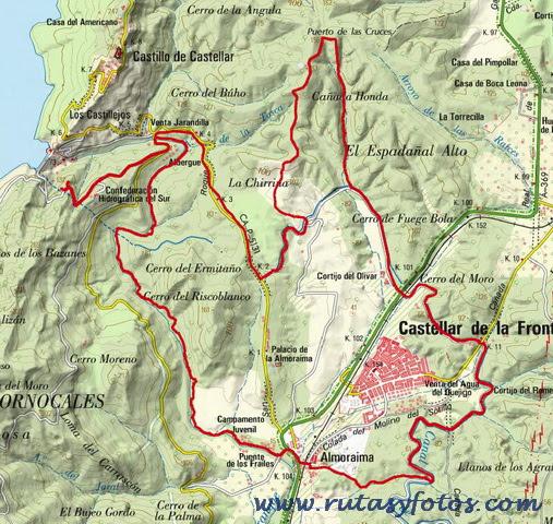 Senderos de Castellar