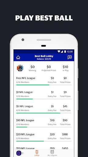 Yahoo Fantasy Sports screenshot 8
